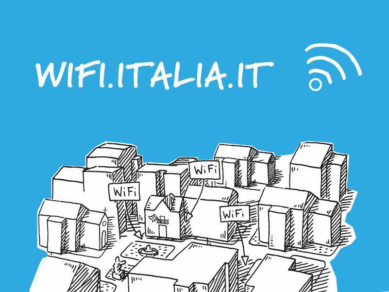 Isola delle Femmine si aggiunge ai Comuni che hanno aderito al Progetto WiFi Italia